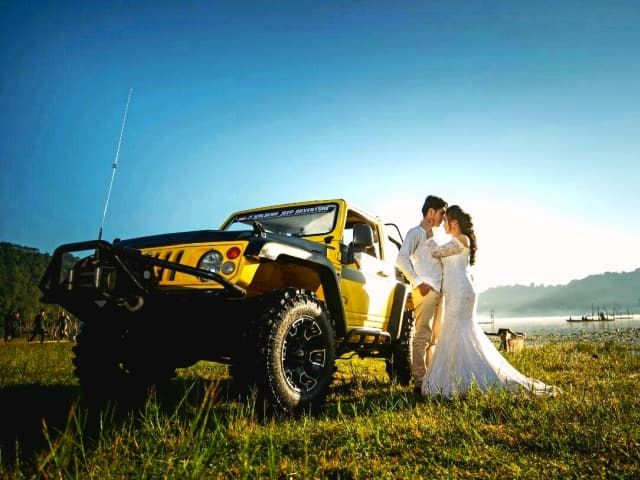 Kintamani Offroad Wedding-bali