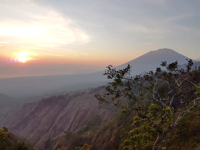 Bali sunrise tour Kintamani